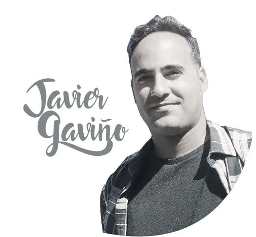 Javier Gaviño Lora. Maestro de primaria