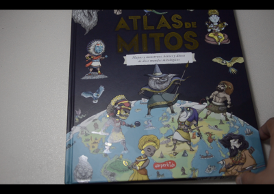 Atlas de mitos 9