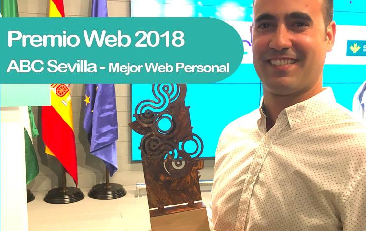 Premios WEB 2018 ABC Sevilla