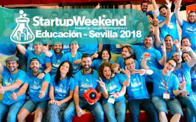 StartUp Weekend Educación 2018