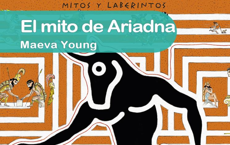 El hilo de Ariadna – Maeva Young