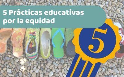 5 prácticas educativas por la equidad