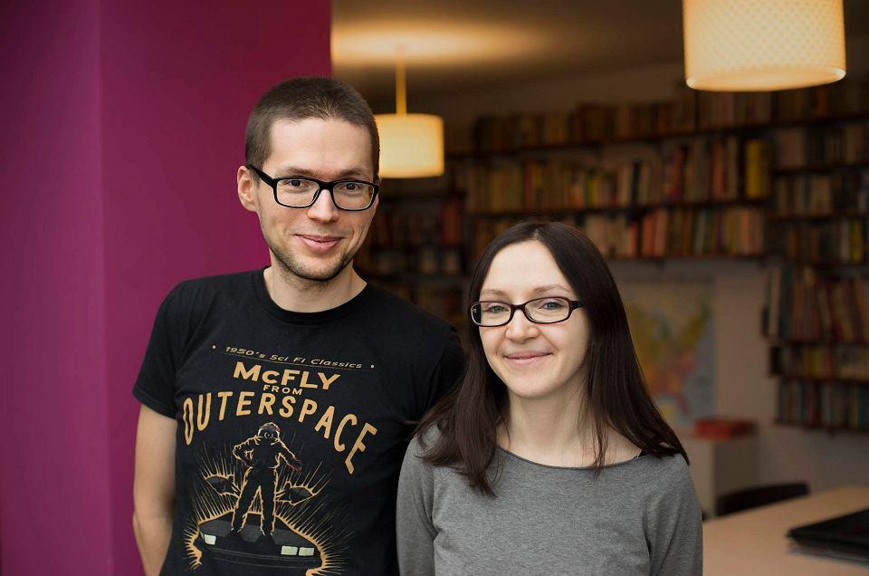 Aleksandra Mizielinska y Daniel Mizielinski